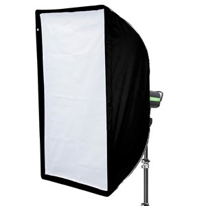 سافت باکس ۶۰*۹۰ پرتابل | Portable 60 * 90cm Umbrella Softbox Reflector